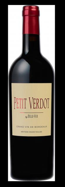 Petit Verdot by Belle-Vue, Bordeaux 2018