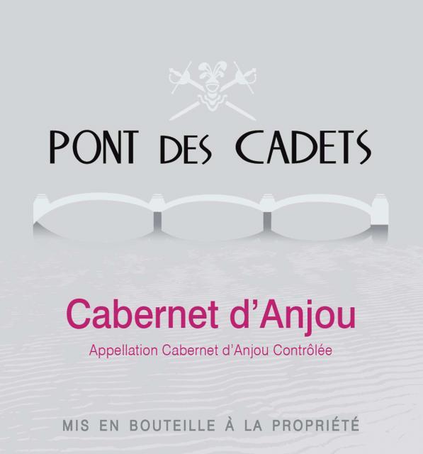 Cabernet d Anjou Pont des Cadets