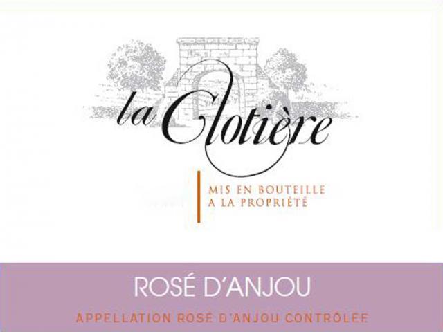 Rose d Anjou La Clotiere