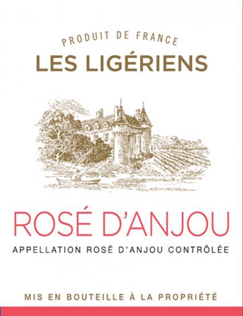 Rose d Anjou Les Ligeriens