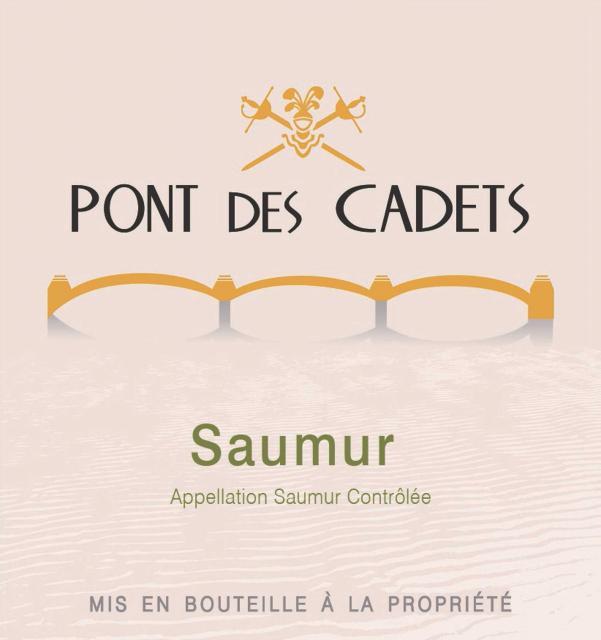 Saumur Blanc Pont des Cadets