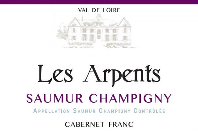 Saumur Champigny Les Arpents