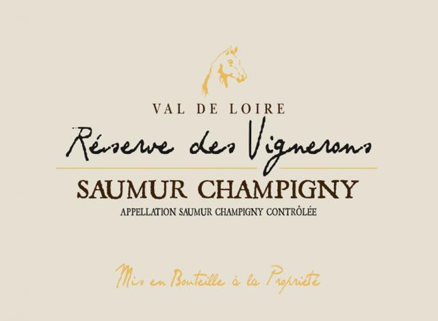Saumur Champigny Reserve des Vignerons