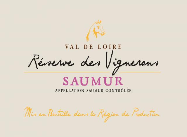 Saumur Rose Reserve des Vignerons