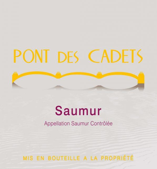 Saumur Rouge Pont des Cadets