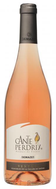 Canteperdrix Rosé