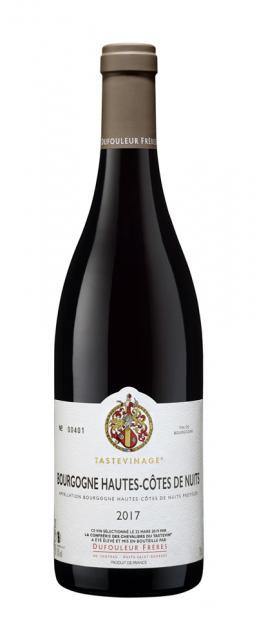 Bourgogne Hautes Côtes de Nuits Tastevinage, Rouge, 2017