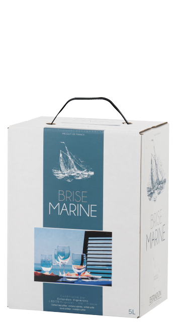 Brise Marine Bag In Box Rouge 5 & 10 Litres