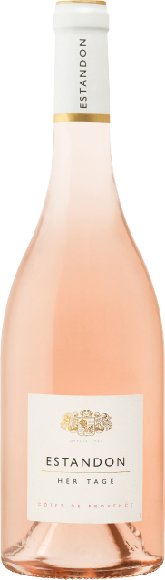 Estandon Héritage, Héritage, AOC Côtes de Provence, Rosé, 2019