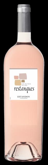 Restanques rosé 150cl