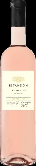 Estandon Tradition, AOC Côtes de Provence, Rosé, 2019