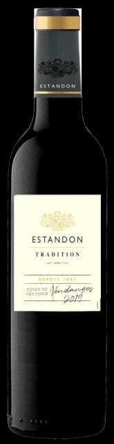 Estandon Tradition, AOC Côtes de Provence, Rouge, 2019