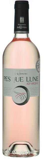 Pesque Lune Rosé - Organic wine
