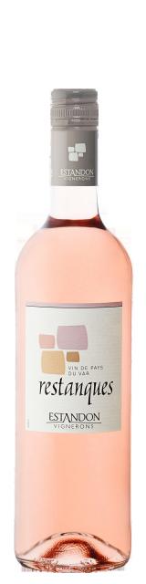 Restanques Rosé 75cl