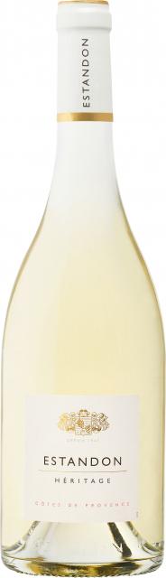 Estandon Héritage, AOC Côtes de Provence, Blanc, 2019