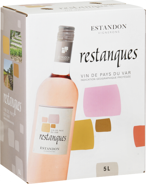 Restanques Bag-In-Box 5 litres