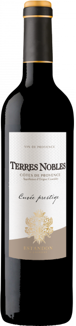 TERRES NOBLES Cuvée Prestige rouge 75cl