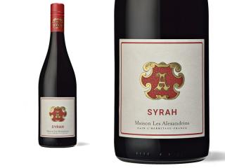 Maison Les Alexandrins Syrah - 2018 Vin de France