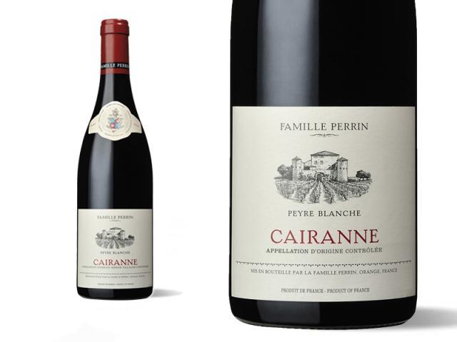Famille Perrin Cairanne - Peyre Blanche 2017