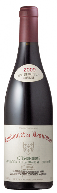 Coudoulet Rouge 2009