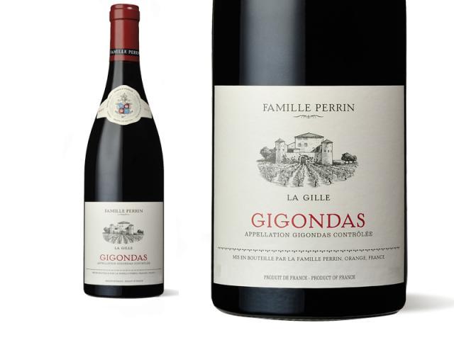 Famille Perrin Gigondas