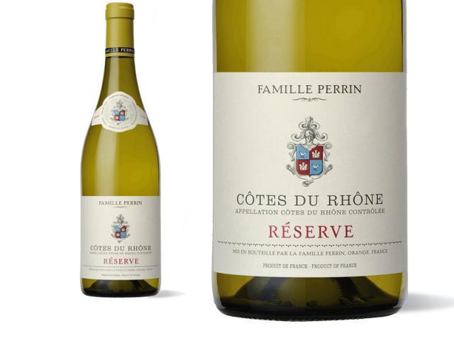 Famille Perrin Réserve Côtes du Rhône Blanc - 2019