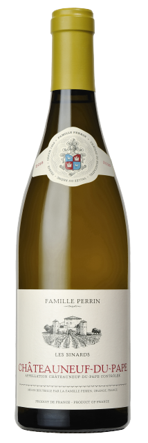 Famille Perrin Châteauneuf-du-Pape Blanc - Les Sinards 2018