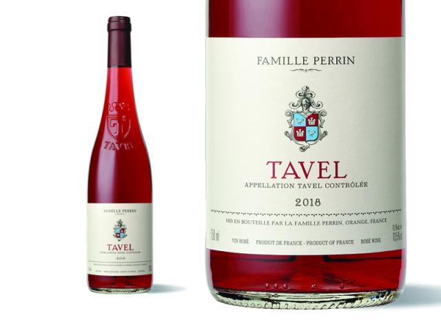 Famille Perrin Tavel - 2018