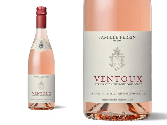 Famille Perrin - Les Crus, AOC Ventoux, Rosé, 2018