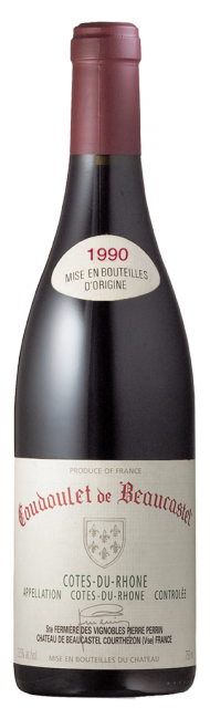 Coudoulet Rouge 1990