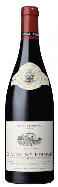 Famille Perrin Châteauneuf-du-Pape Rouge - Les Sinards 2017