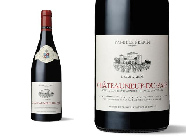 Famille Perrin Châteauneuf du Pape - Les Sinards 2017