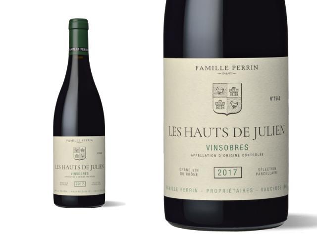 Famille Perrin Sélections Parcellaires Vinsobres - Les Hauts Julien Vieilles Vignes - 2017