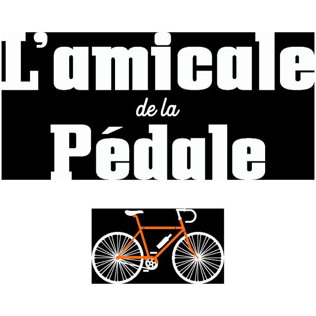 Logo L'amicale de la Pédale