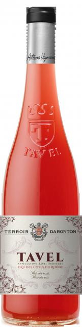 Terroir Daronton, AOC Tavel, Rosé, 2018