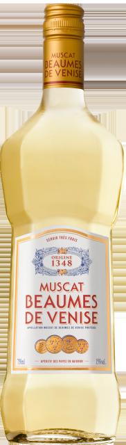 Origine 1348 - Blanc, AOC Muscat de Beaumes-de-Venise, Blanc Moelleux