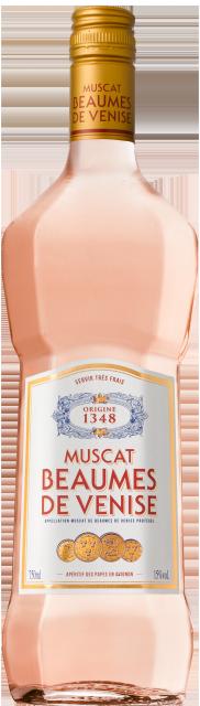 Origine 1348 - Rosé, AOC Muscat de Beaumes-de-Venise, Blanc Moelleux