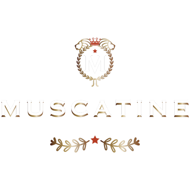 Logo Muscatine Fines Bulles
