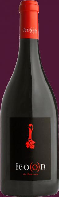 Nos Grands Vins, Ico(o)n, AOC Rasteau, Rouge, 2011