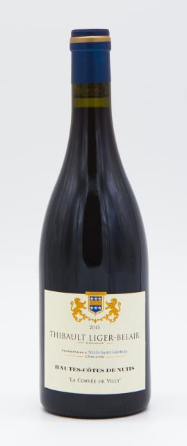 Hautes Côtes de Nuits La Corvée de Villy 2015